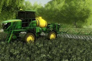 Инсектициды сельского хозяйства